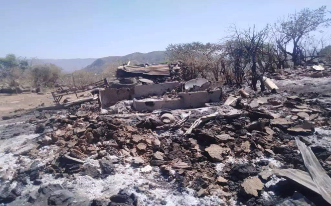State-Sanctioned Genocide and War Crimes Targeting the Wollo Oromo in Amhara   Regional State in Ethiopia
