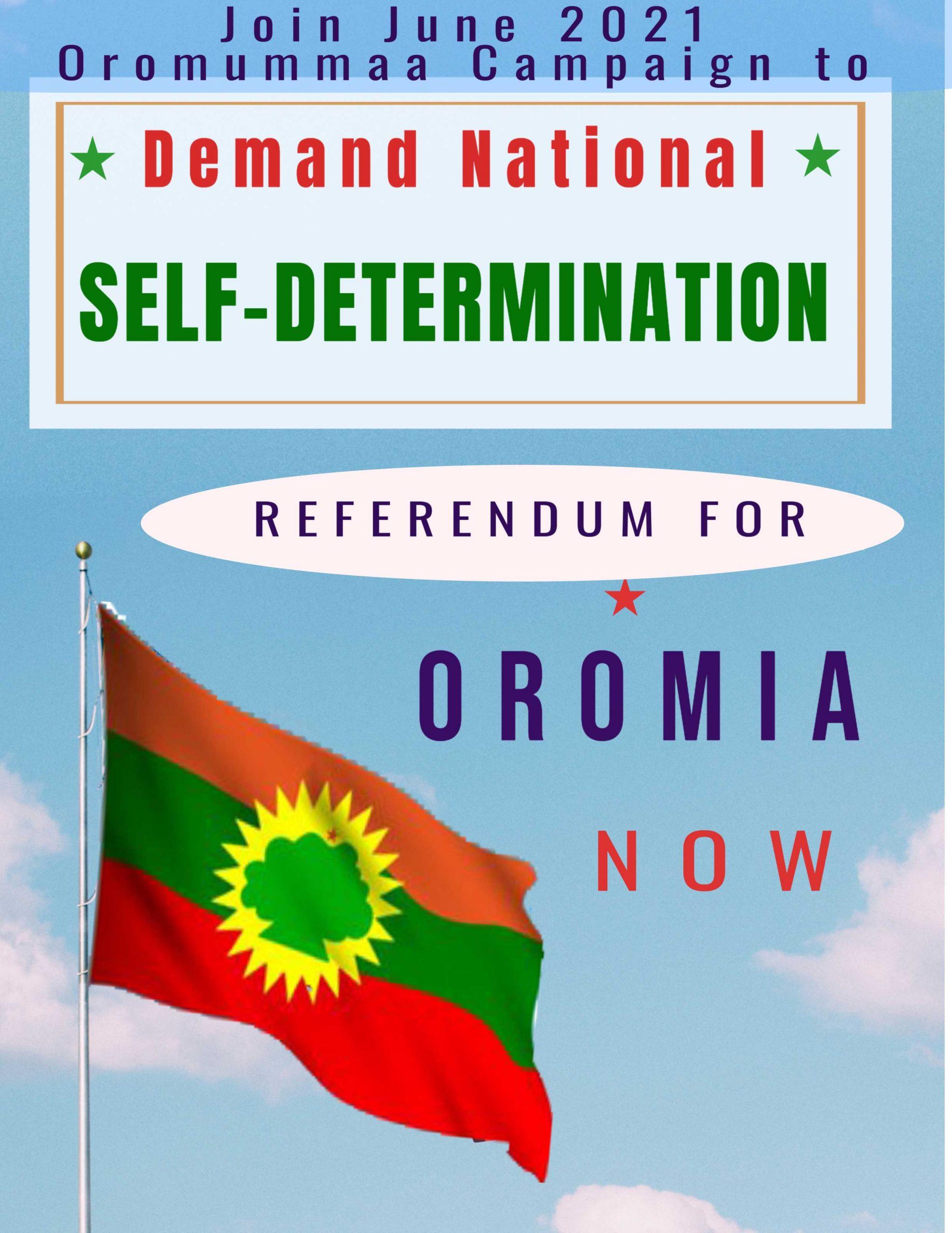 Referendum for Oromia