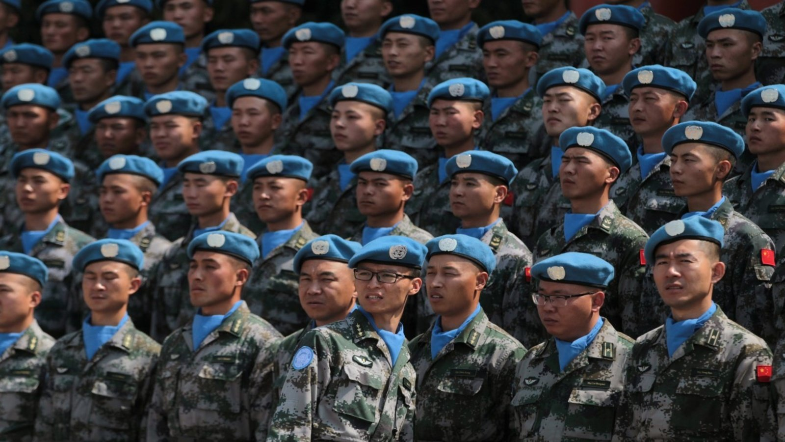 Request for the deployment of UN peacekeeping force to Ethiopia
